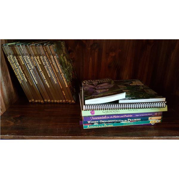Lot Gardening Books