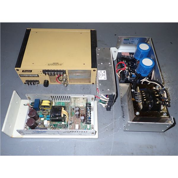 Lot of (4) Misc Power Supplies