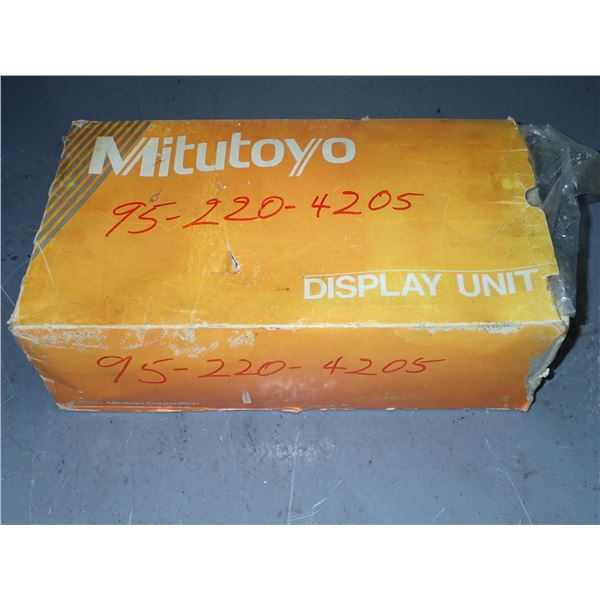 Mitutoyo #SD-D1E Digitmatic Digital Readout DRO Unit