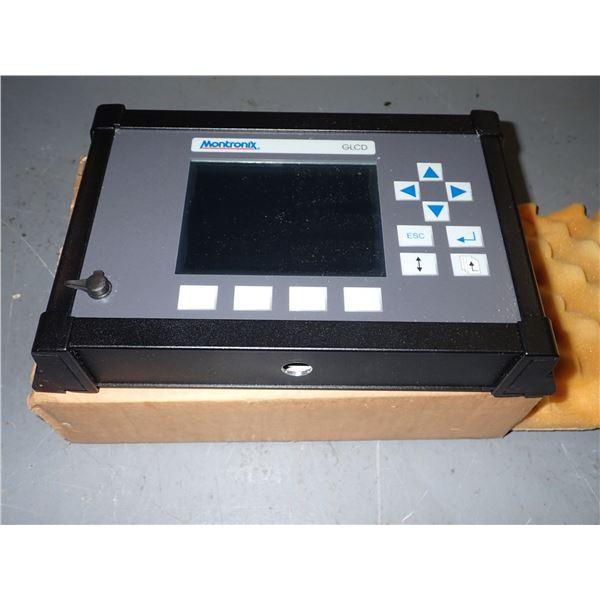 Montronix #GLCD Operator Interface Panel