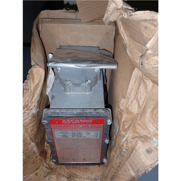 ASCO #AH2D112S2 Hydramotor Actuator