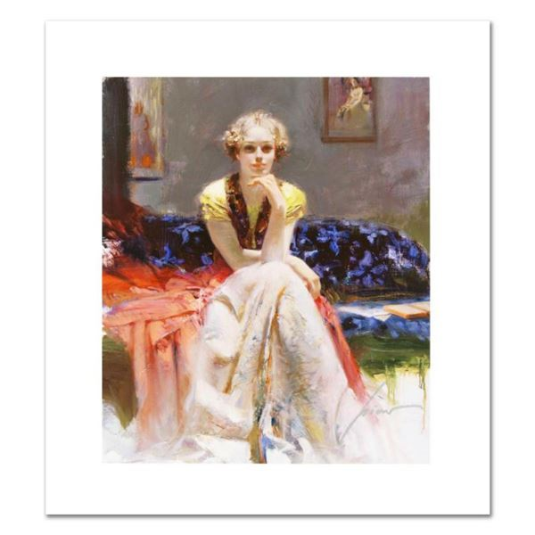 """Pino (1931-2010), """"Enchantment"""" Limited Edition on Canvas, Numbered and Hand Signed with Certificate"""