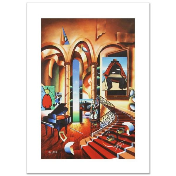 """""""Conclave of the Masters"""" Limited Edition Giclee on Canvas by Ferjo, Numbered and Hand Signed by the"""