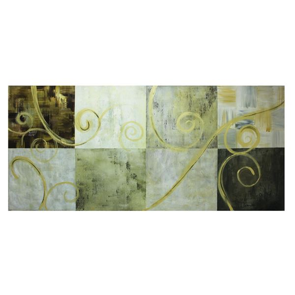 "Alexander Borewko- Original Acrylic on Canvas ""Shady"""