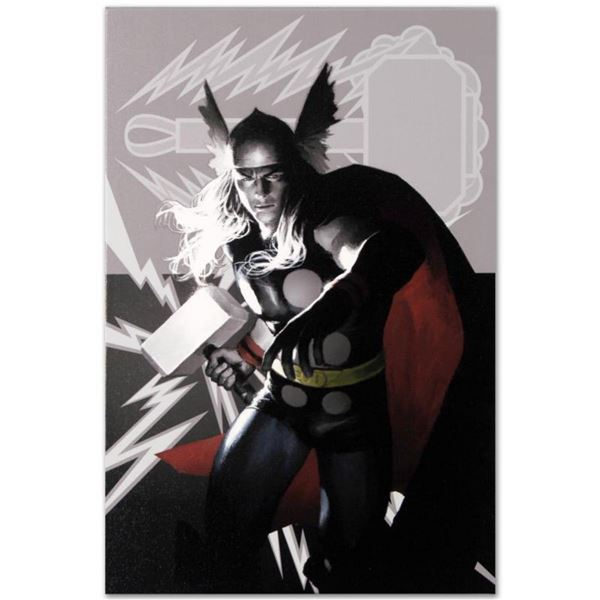 """Marvel Comics """"Wolverine Avengers Origins: Thor #1 & The X-Men #2"""" Numbered Limited Edition Giclee o"""