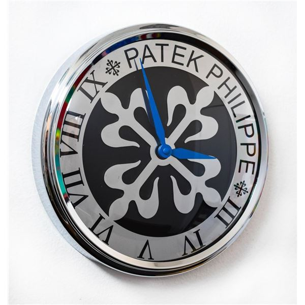 Patek Philippe- Calatrava Dealer Promotional Wallclock