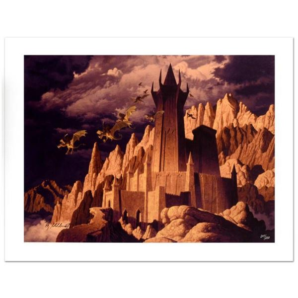 """""""The Dark Tower"""" Limited Edition Giclee on Canvas by The Brothers Hildebrandt. Numbered and Hand Sig"""