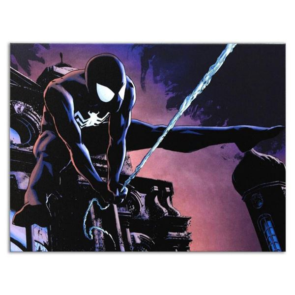 """Marvel Comics """"The Amazing Spider-Man #637"""" Numbered Limited Edition Giclee on Canvas by Michael Lar"""