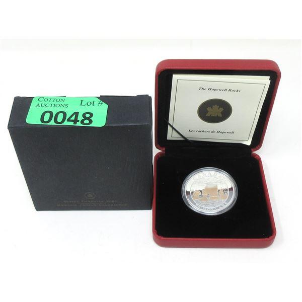 2004 Canada 31.39 Grams .9999 Silver $20 Coin