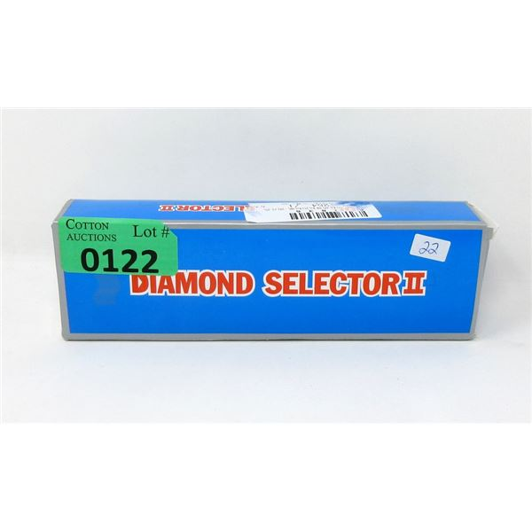 New Diamond Tester with Carrying Case