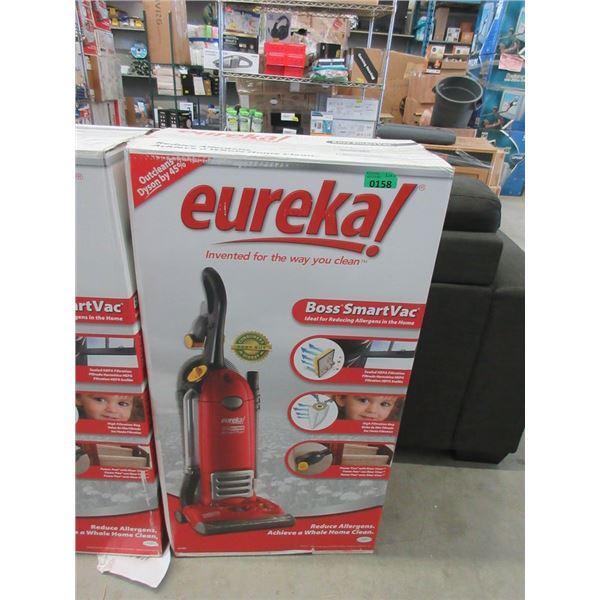 New Eureka Upright Boss SmartVac 4870MZ