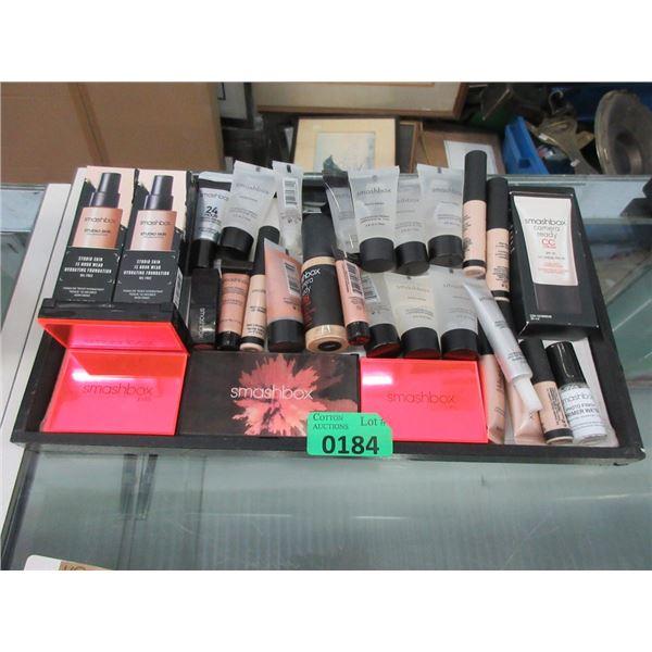 Tray of Assorted Smash Box Cosmetics