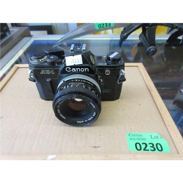 Canon AE-1 Digital Camera