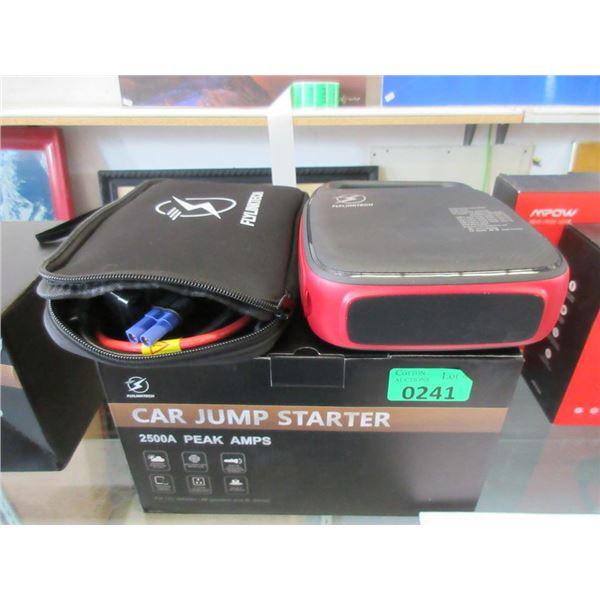 Flylinktech 2500A Car Jump Starter