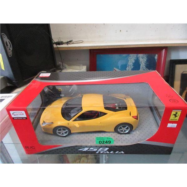 Rastar R/C Ferrari 458 Italia - 1:14 Scale