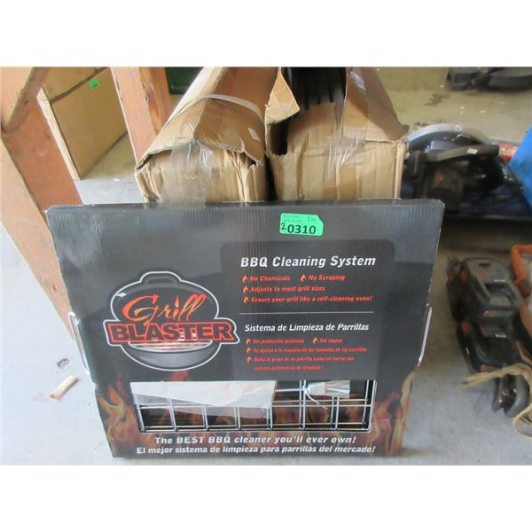 2 Cases of 6 New BBQ Cleaning Systems