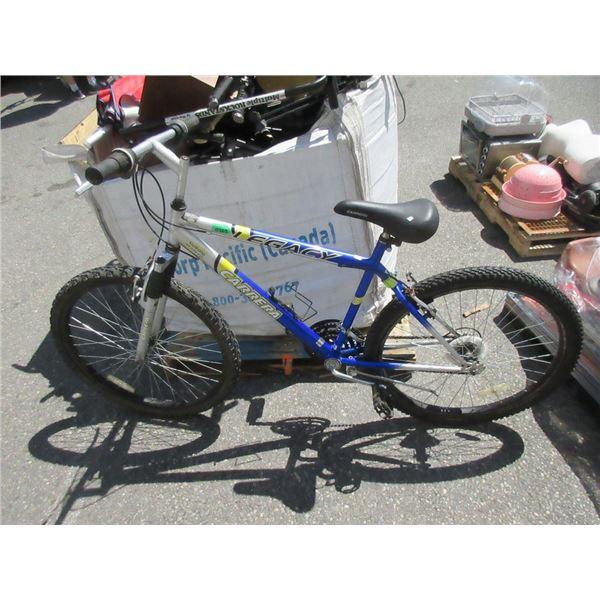 Carrera Legacy 18 Speed Bicycle