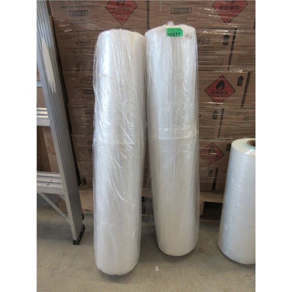 3 New Rolls of 500 Auto Seal Covers