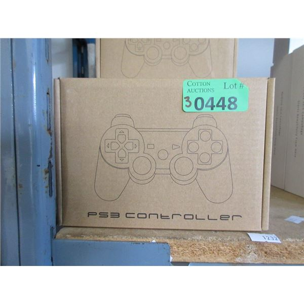3 PS3 Controllers
