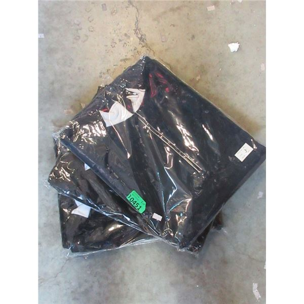 3 Xtreme Series Pullover Golf Jackets - Size 3XL