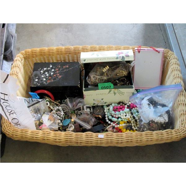 Assorted Fashion, Costume Jewelry and Watches