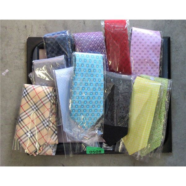 11 New Designer Inspired Ties