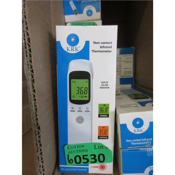 6 New Non-Contact Infrared Thermometers