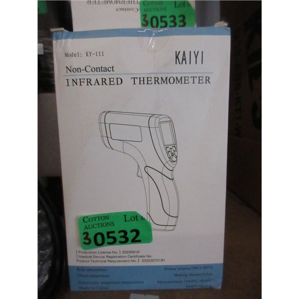 3 New Kaiyi Non-Contact Infrared Thermometers