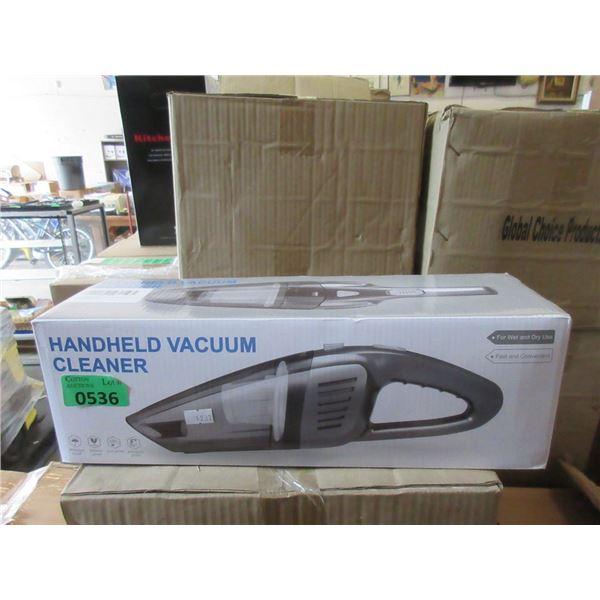 New Wet/Dry Handheld Vacuum Cleaner