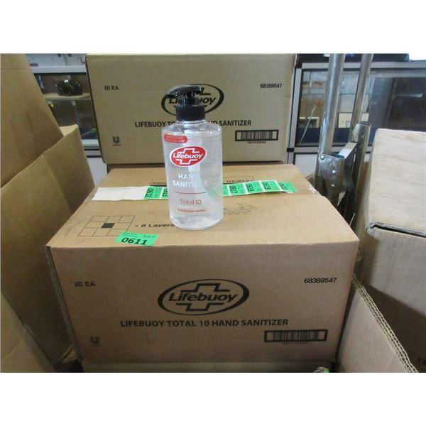 Case of Lifebuoy Alcohol Based Hand Sanitizer