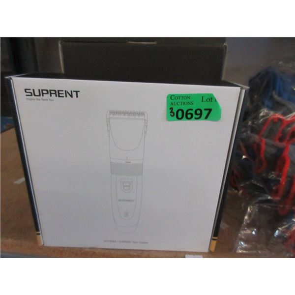 3 Suprent Hair Clippers - Model HC395BA