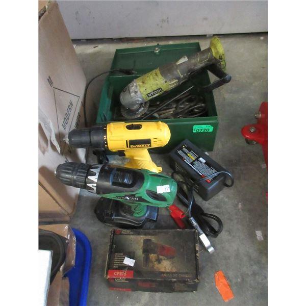 5 Piece Tool Lot