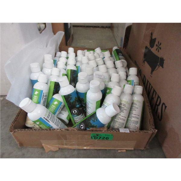 50+ Bottles of Coconut Carrier Oil - 120 ml each