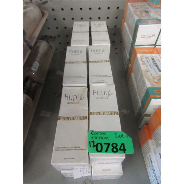 12 x 1 Oz Rupi Naturals 30% Vitamin C Facial Serum