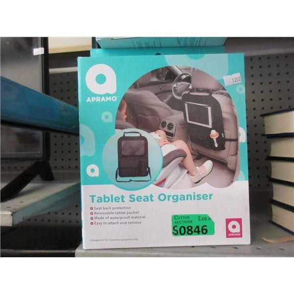 5 Apramo Tablet Seat Organisers