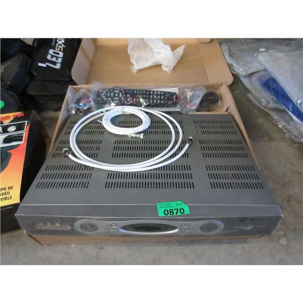 Shaw Motorola HDTV Capable Box with Remote