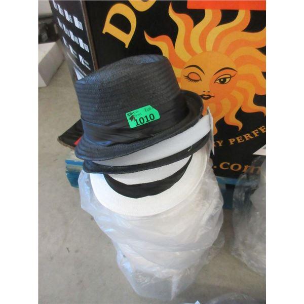 22 New Sun Hats