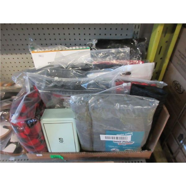 Dog Coats, Tablet Pillow and Household Goods
