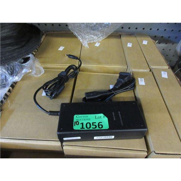 10 New 9 Watt AC Adapters