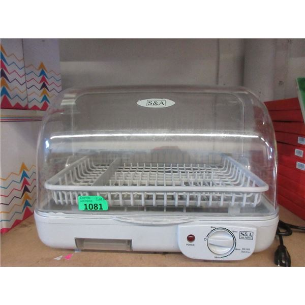 S&A Counter Top Dishwasher