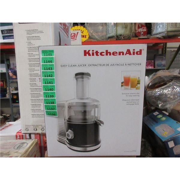 New KitchenAid Easy Clean Juicer - KVJ0333QG