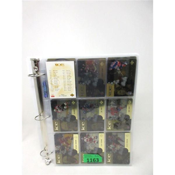4 Complete 1998 McDonalds Ice Hockey Card Sets