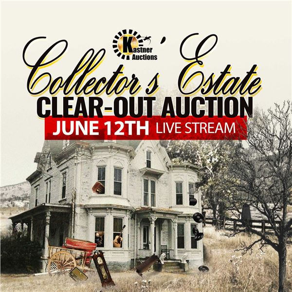 WELCOME TO THE COLLECTOR'S ESTATE ONLINE ONLY