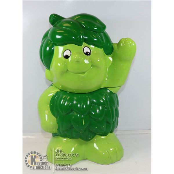 1988 SPROUT COOKIE JAR