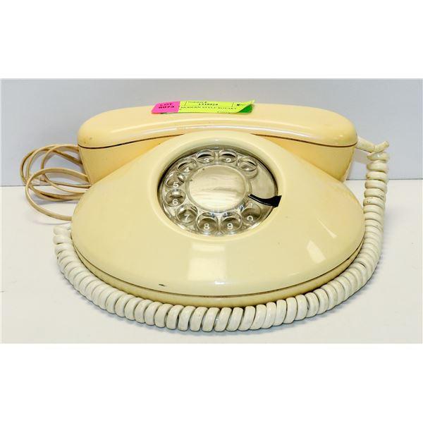 1970S MODERN STYLE ROTARY PHONE