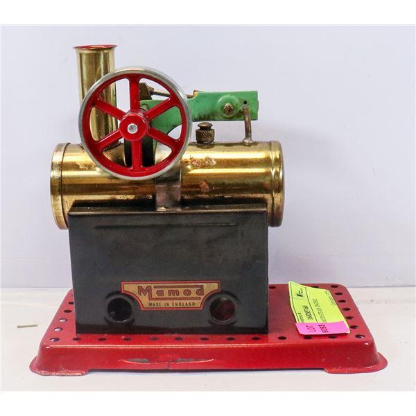 ANTIQUE MAMOD STEAM ENGINE MODEL