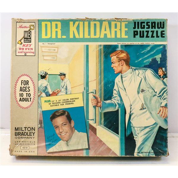 DR KILDARE PUZZLE