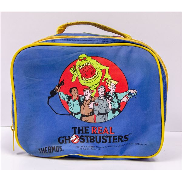 GHOST BUSTERS LUNCH BAG