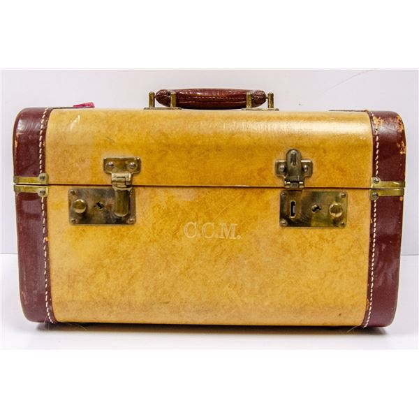 1950?S TRAVEL CARRY CASE