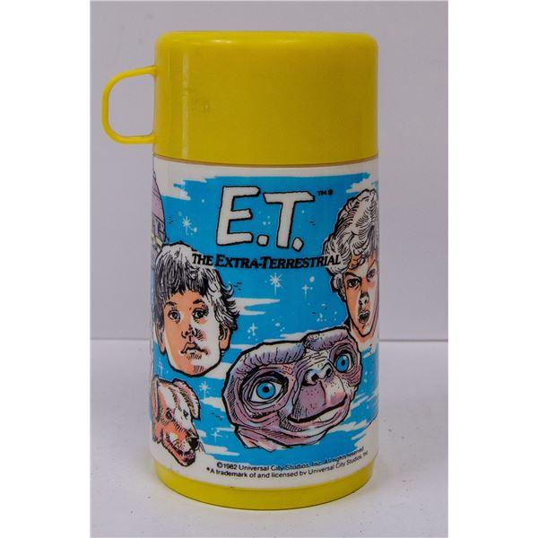VINTAGE E.T THERMOS